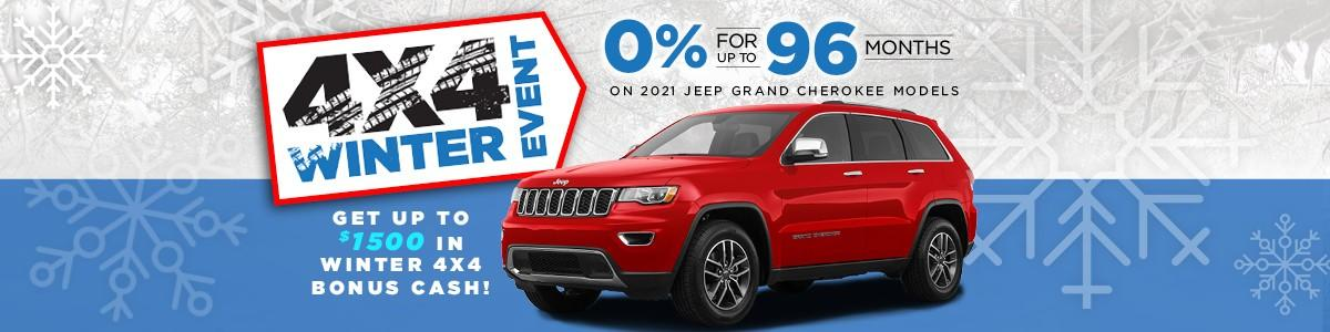 Jeep Discount Offers at Airdrie Chrysler Dodge Jeep Ram in Airdrie